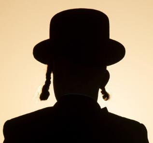 A Hasidic Father