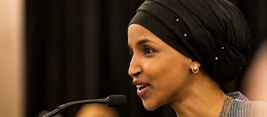 omar  americans pushing allegiance to foreign country