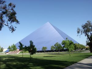 Walter Pyramid At California State University Long Beach