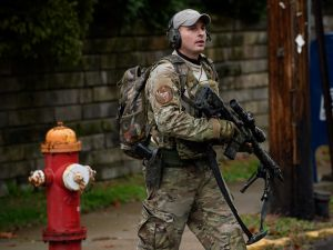 Pittsburgh Synagogue Shooting Suspect Was Obsessed With HIAS