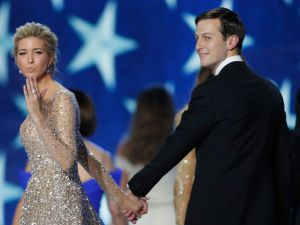 Jared And Ivanka Are The New Faces Of Transcendental Meditation