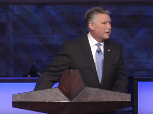 GOP Candidate: No Peace In Israel Until Jews, Muslims Convert To Christianity