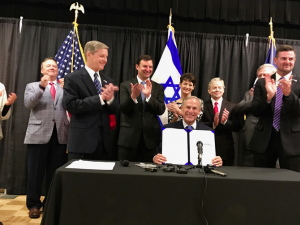 Texas Becomes 17th State To Pass Law Countering Bds The Forward