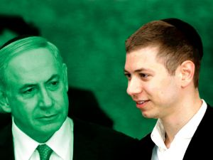 Netanyahu's Son Says All Muslims Should 'Leave The Land Of Israel'