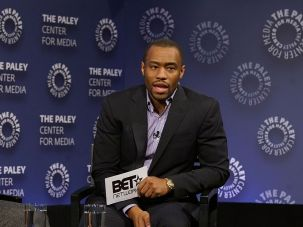 "Moderator Marc Lamont Hill attends BET Presents 'An Evening With 'The Quad"" At The Paley Center on December 7, 2016 in New York City."