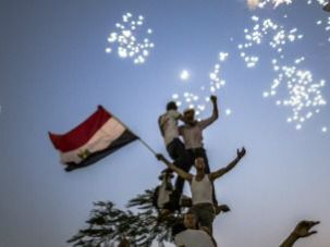 Amid Swirl Of History Egypt Steps Back From Brink Chaos Abdallah SchleiferJune