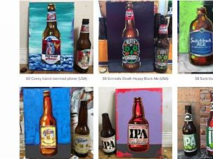 99 Bottles Of Beer On The Wall Includes A Shmaltz Brew