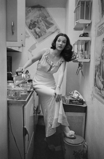 """Rosemary Williams: Showgirl,"" 1949."