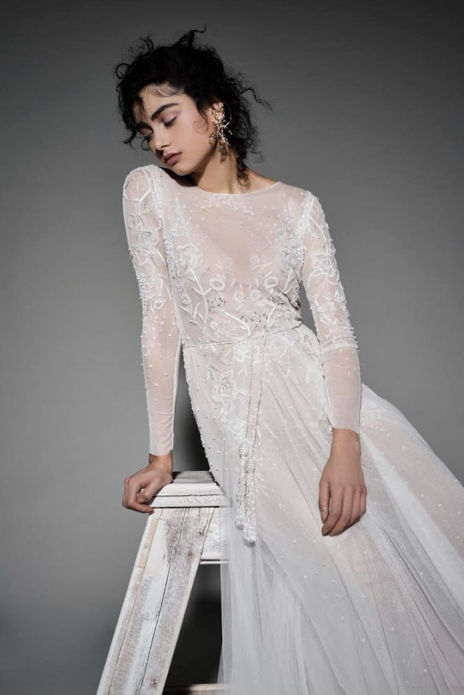 The Top 5 Israeli Wedding Dress Designers You Need To Know The Forward