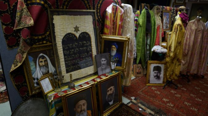 A Walk Through Bukharian Queens — Just Don't Call It 'Russian' by the Forward