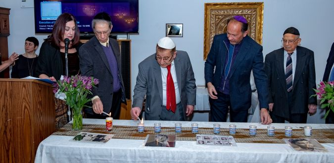 Iraqi Jewish synagogue remembers 1969 Baghdad hangings by the Forward