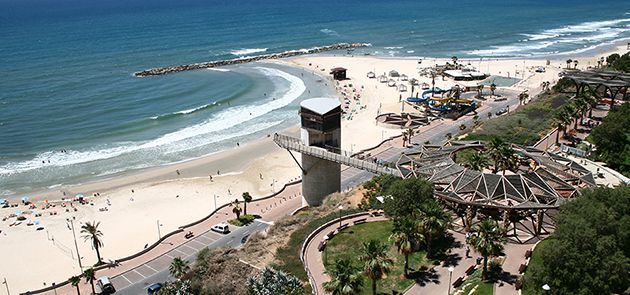 New index ranks top israeli beaches the forward new index ranks top israeli beaches publicscrutiny Image collections