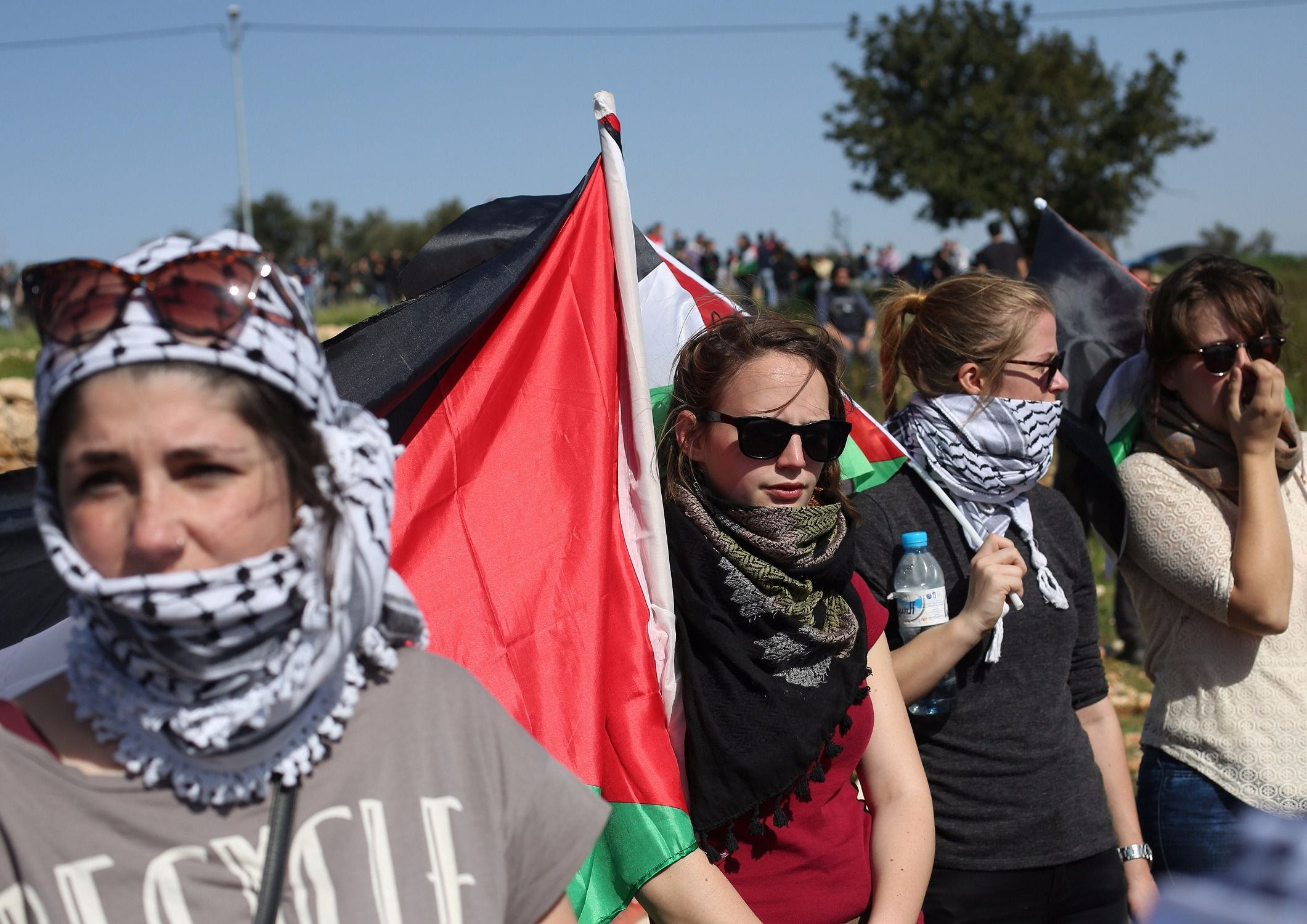 Thousands of Arab Israelis March for Palestinian Right of Return