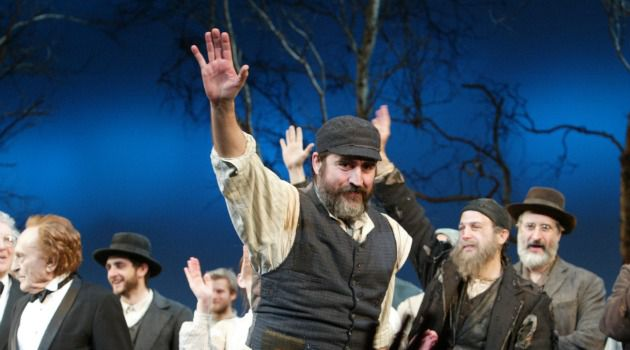 Everything You Wanted To Know About Fiddler On The Roof