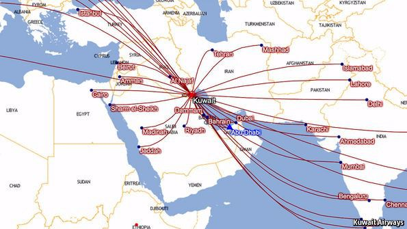 Which Middle Eastern Airlines Scrub Israel From Their Maps? – The ...
