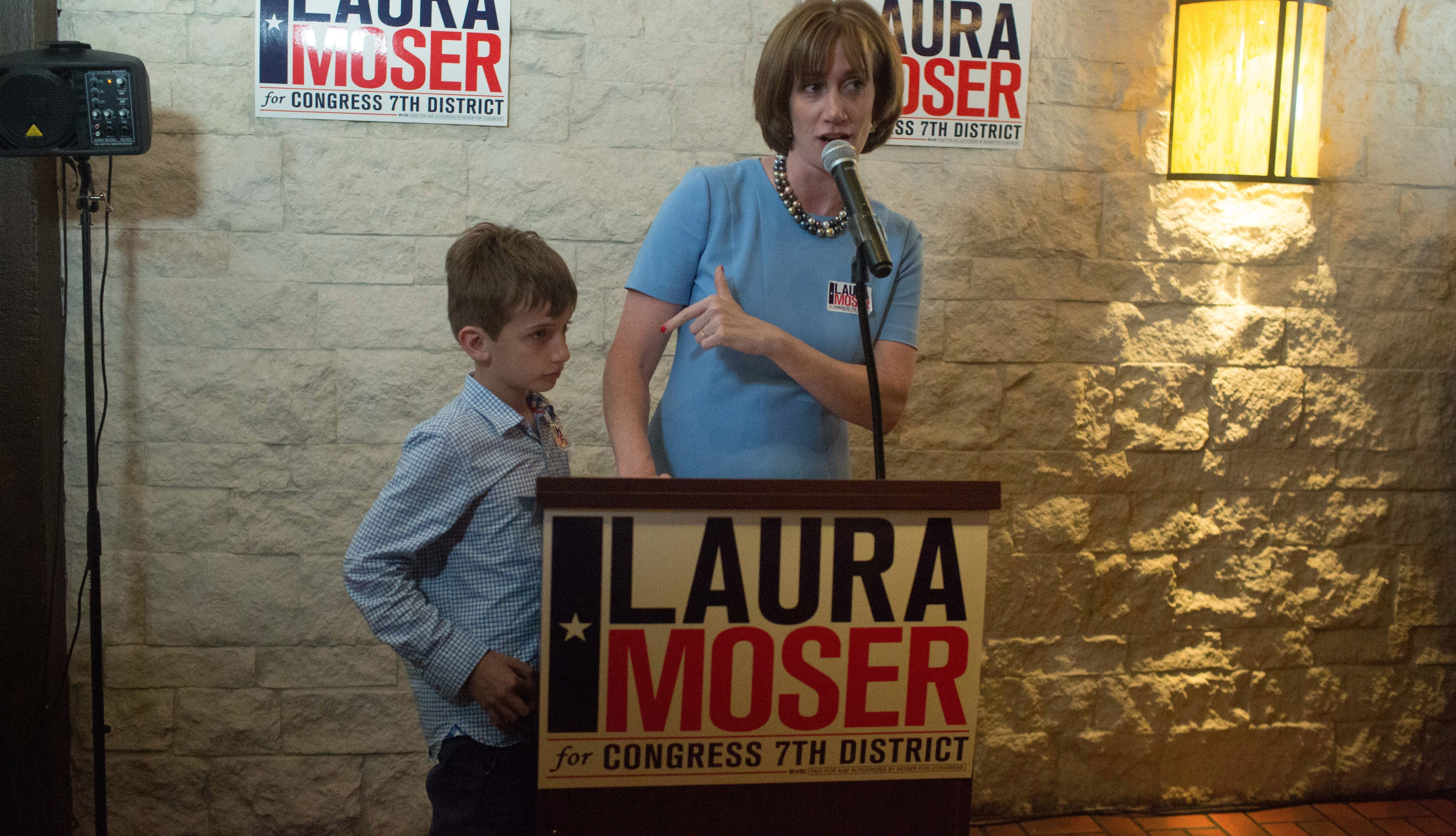 Laura Moser Primary Fight Is Marquee Matchup For Texas Democrats