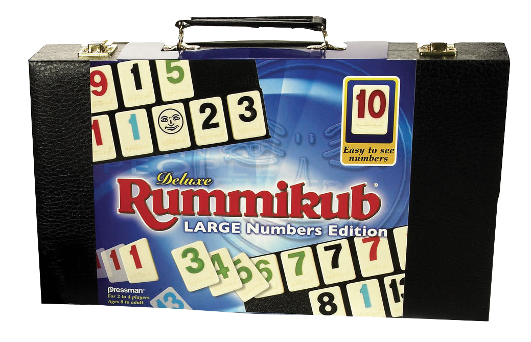 How A Funny Jewish Game Called Rummikub Became An International