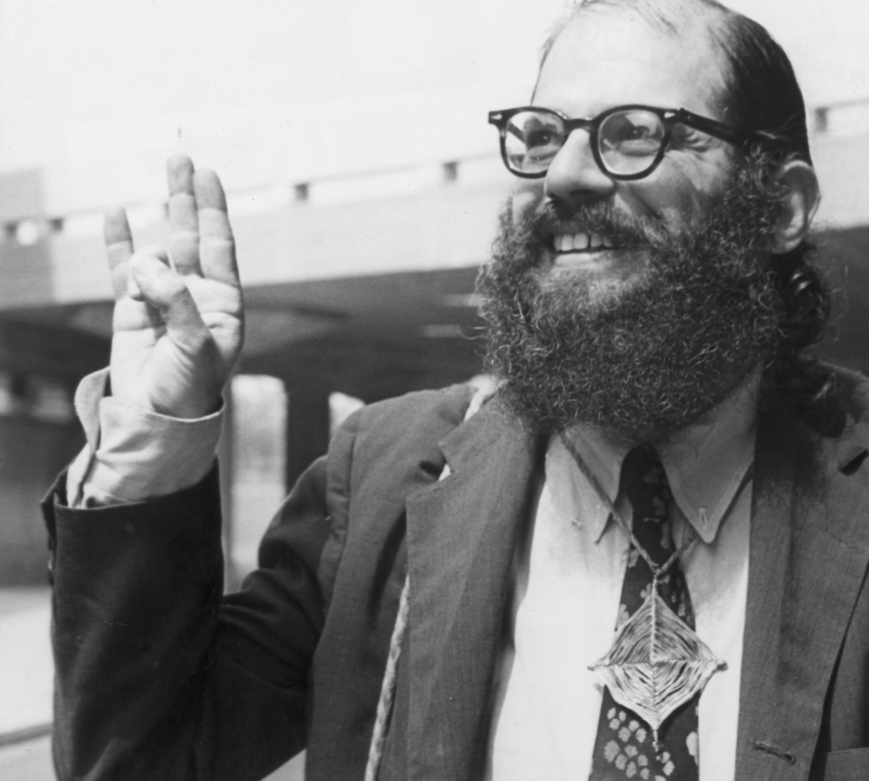 allen ginsberg s howl in digitized drafts debuts the forward