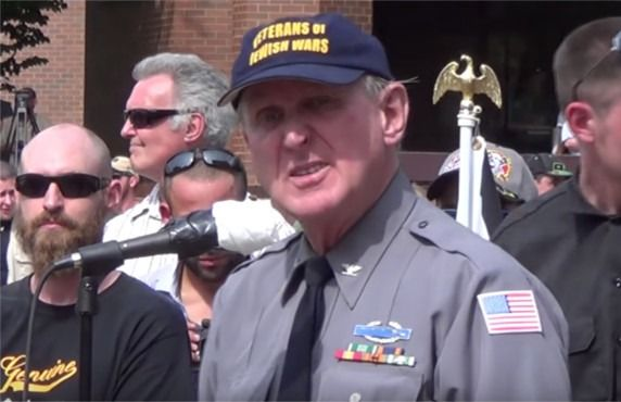 More Than 55,000 Vote For Nazi Leader In Illinois Congressional Race