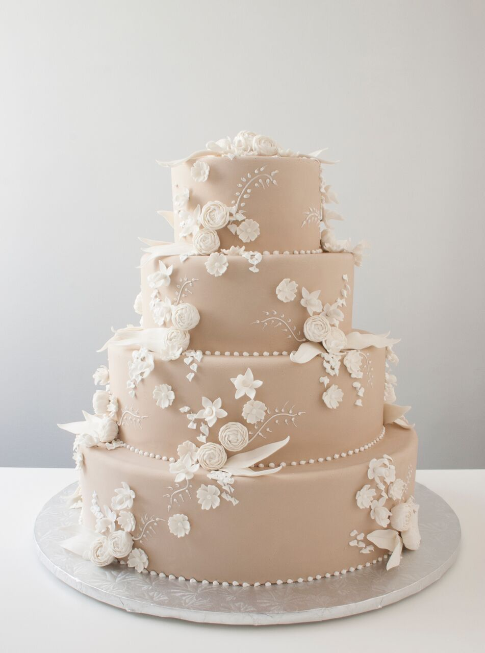 Beautiful Wedding Cakes – The Forward