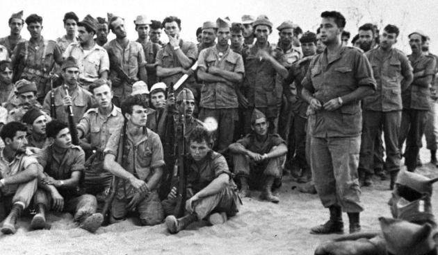 """b sharon khanyunis 011214 1423645598 - """"Algunas de las masacres de civiles palestinos luego de la fundación del ente sionista de Israel en 1948"""""""