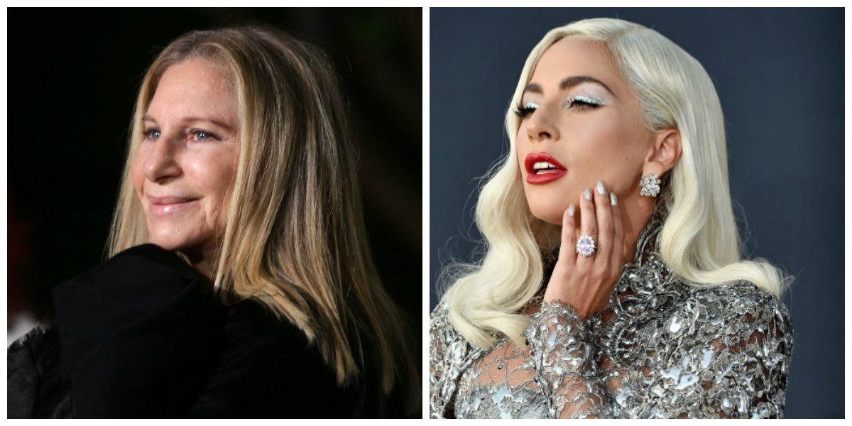 Barbra Streisand Gives New 'Star Is Born' Her Blessing ...