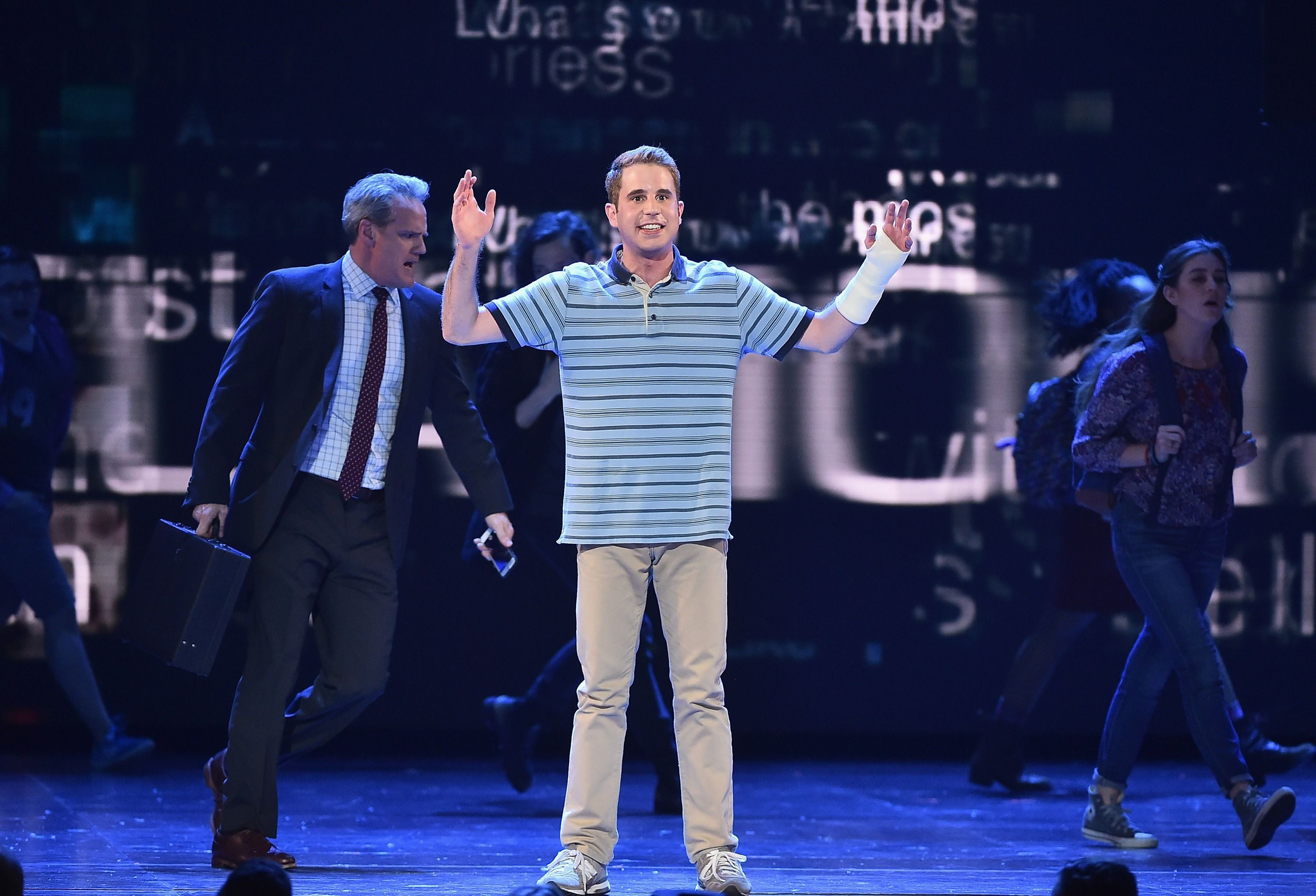 Dear Evan Hansen' Is Going To Be A Movie – The Forward