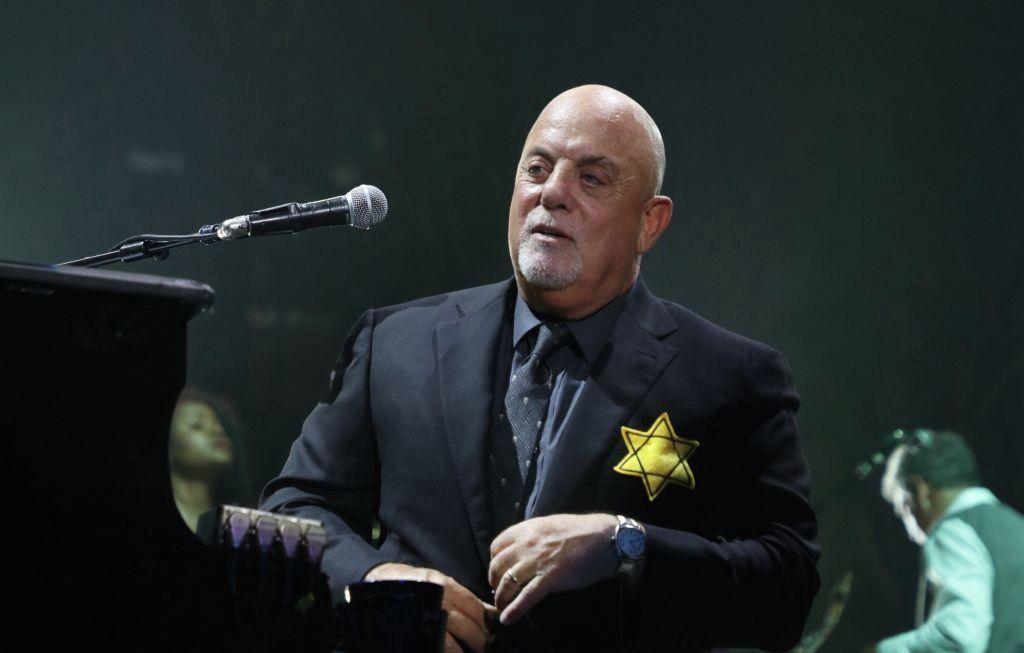 Billy Joel Breaks Silence On Wearing Yellow Star At Concert