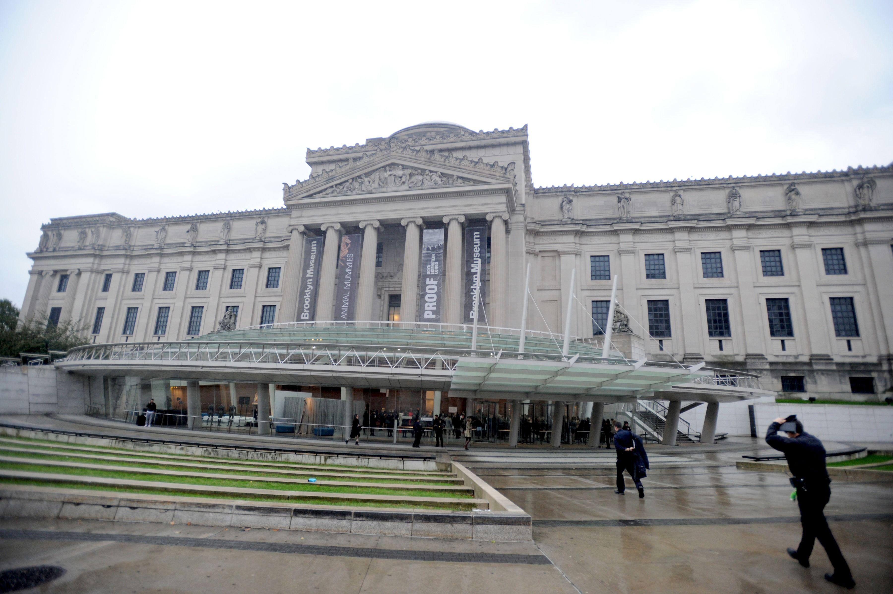 Robert S. Rubin, Who Spearheaded The Brooklyn Museum's Battle Against Rudy Giuliani, Dies at 86