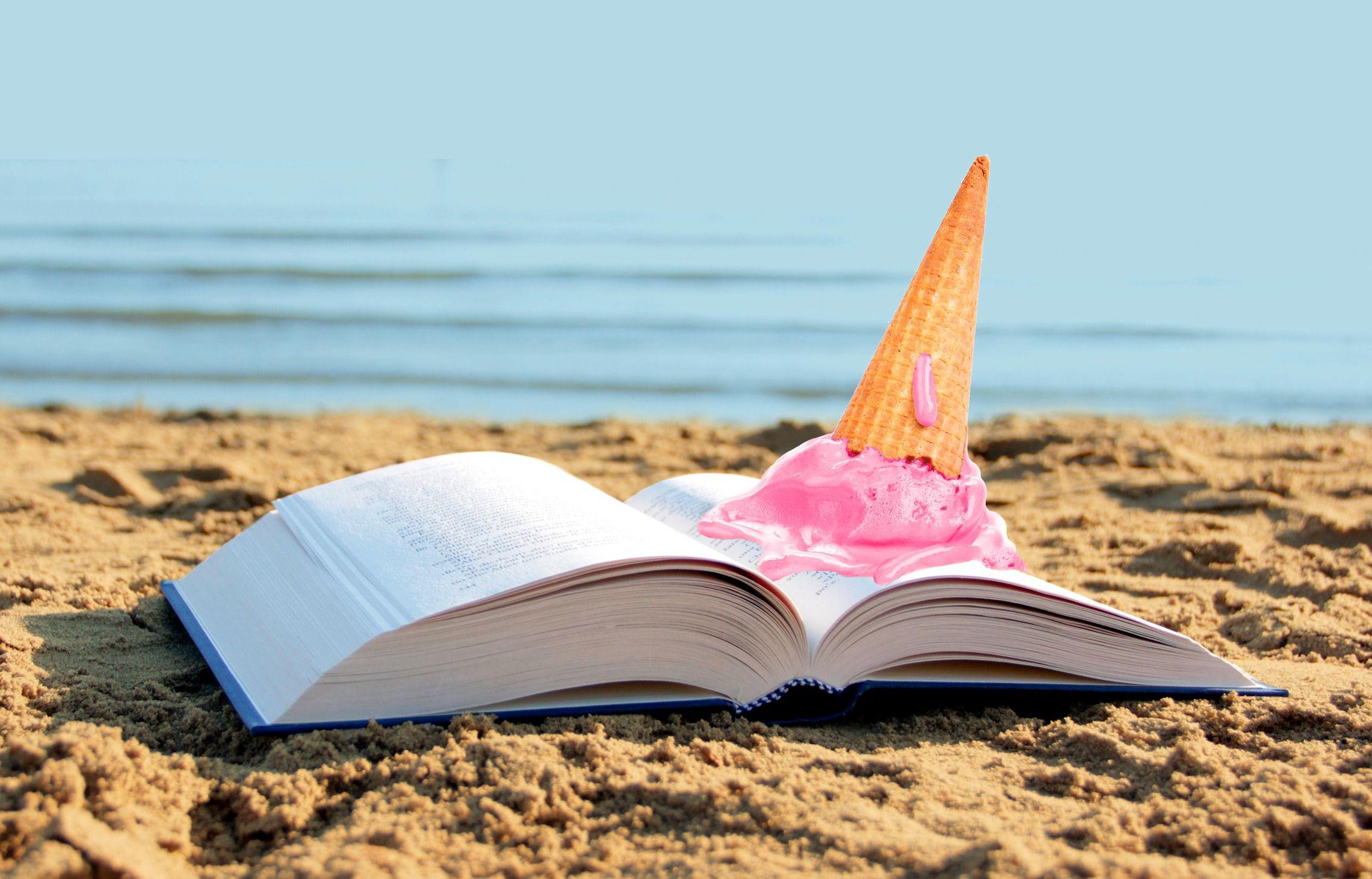 Výsledek obrázku pro summer and book