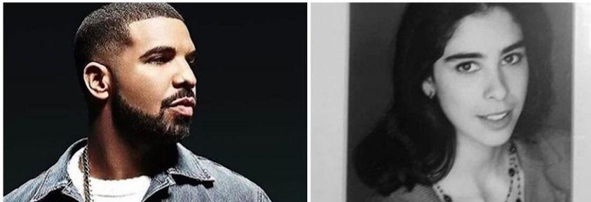 Sarah Silverman dating Drake