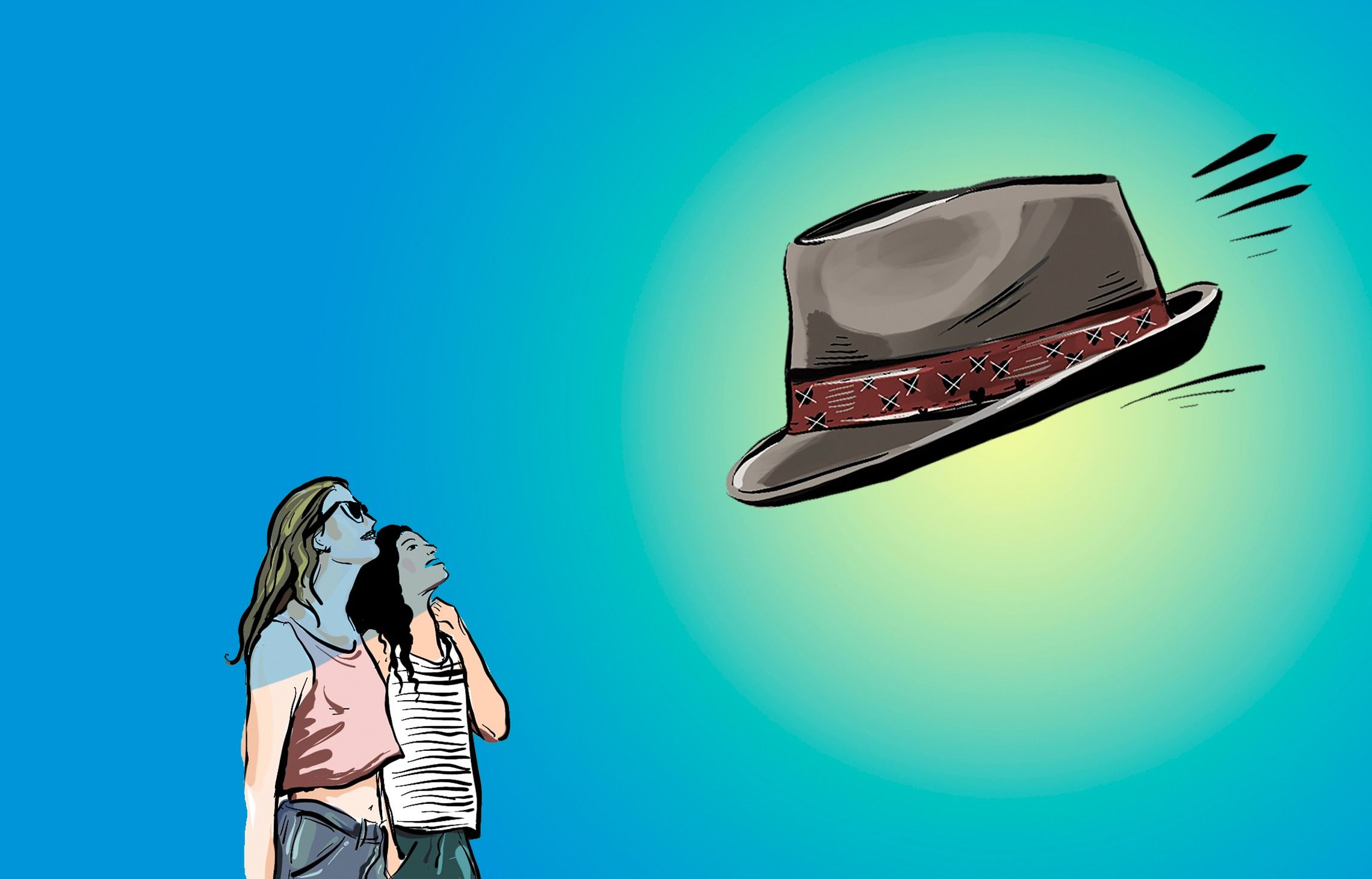 Why You Should Never Date A Man In A Fedora The Forward