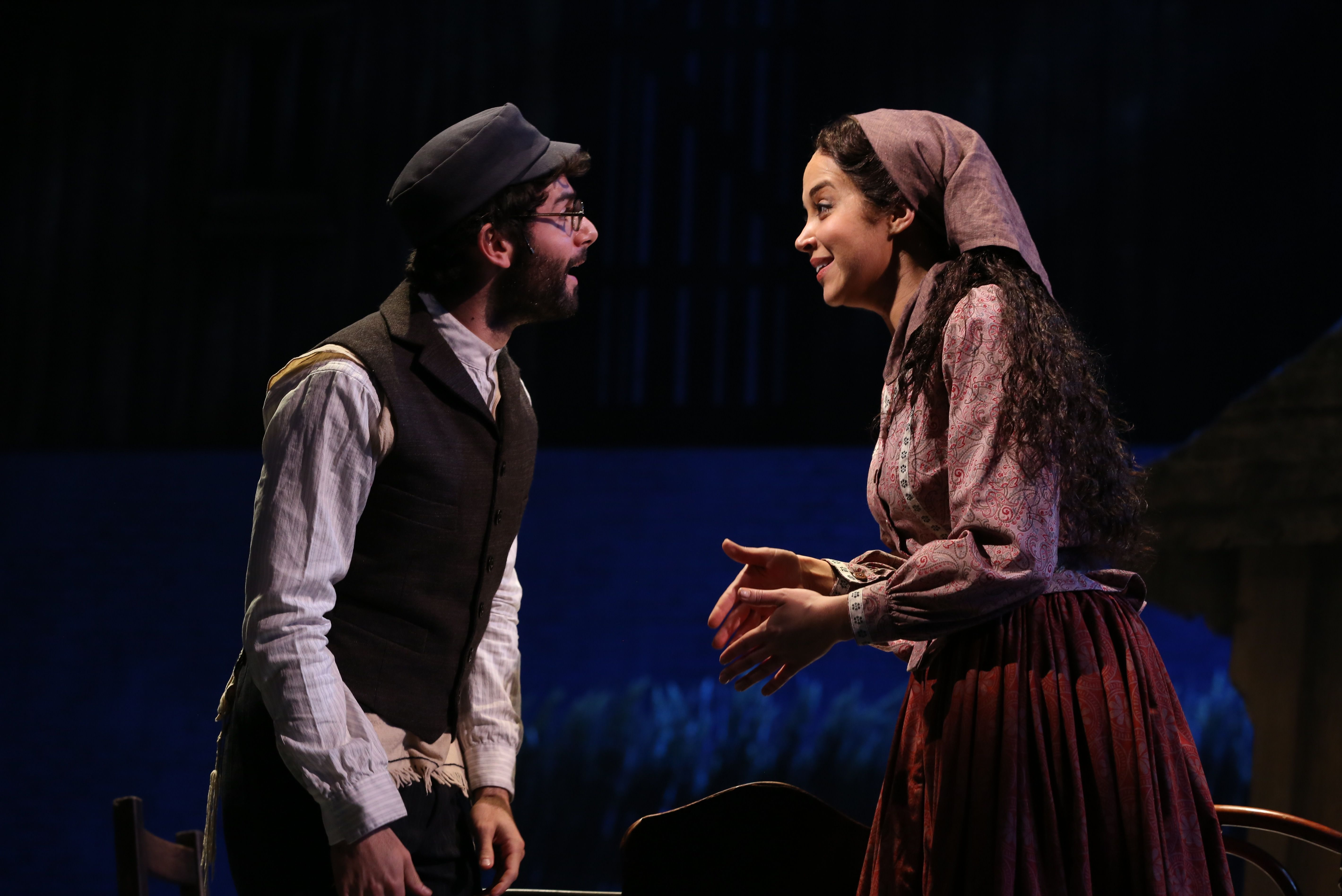 Interview With Fiddler On The Roof S Motel The Tailor