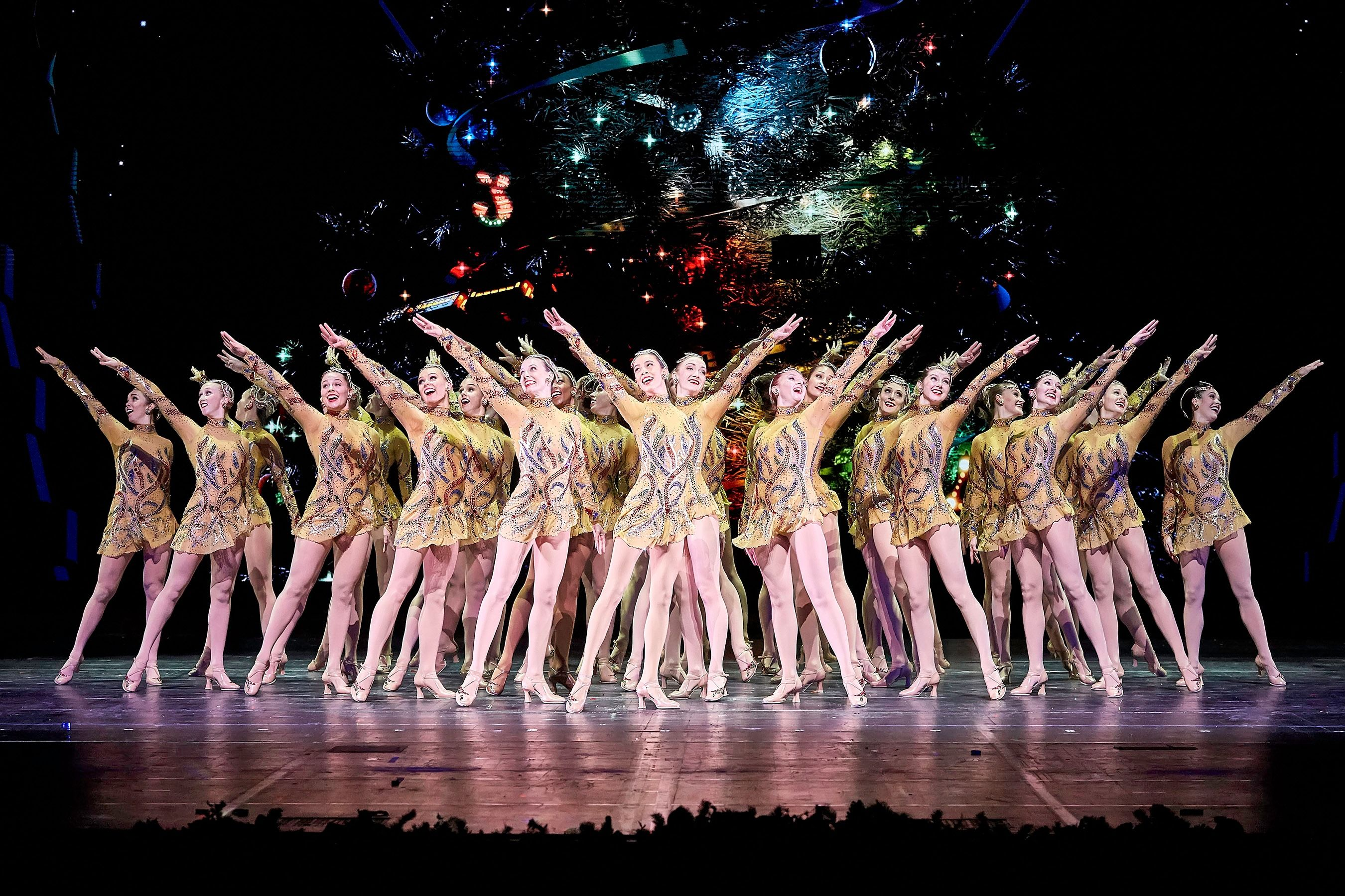 Meet The Rockettes Who Light Hanukkah Menorahs Backstage – The Forward