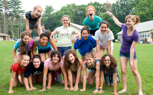 School?s Out: Campers enjoy summer at Camp Young Judaea Sprout Lake in  Verbank