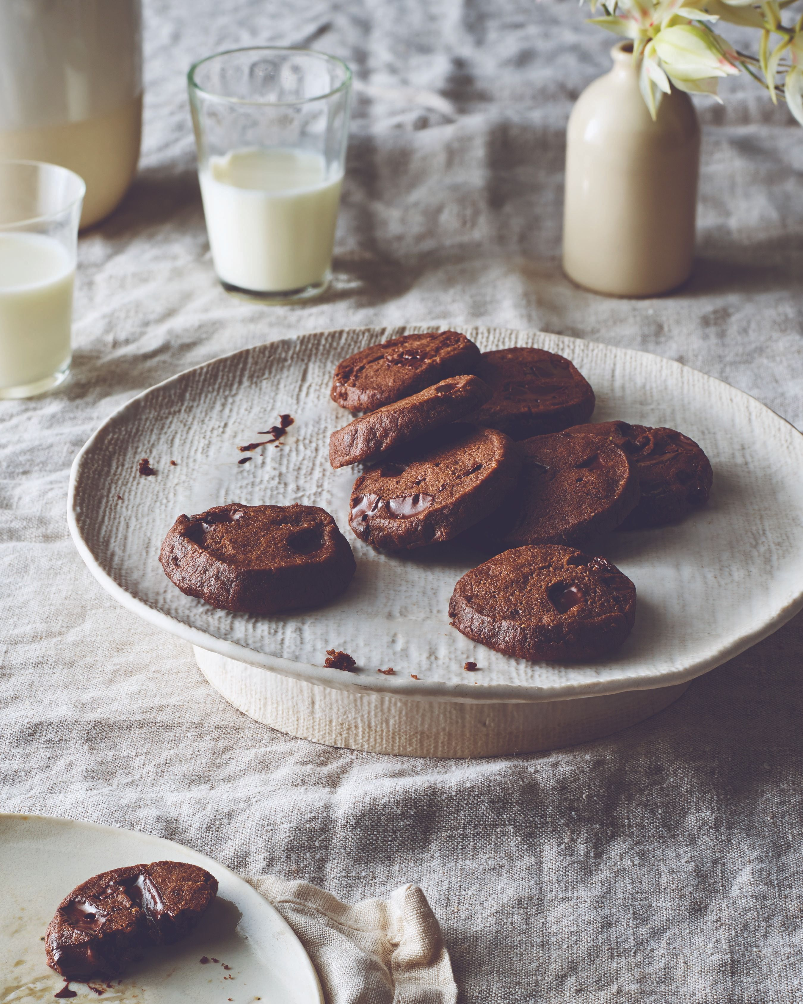 Dorie Greenspan's World Peace Cookies - That You Can't Mess Up