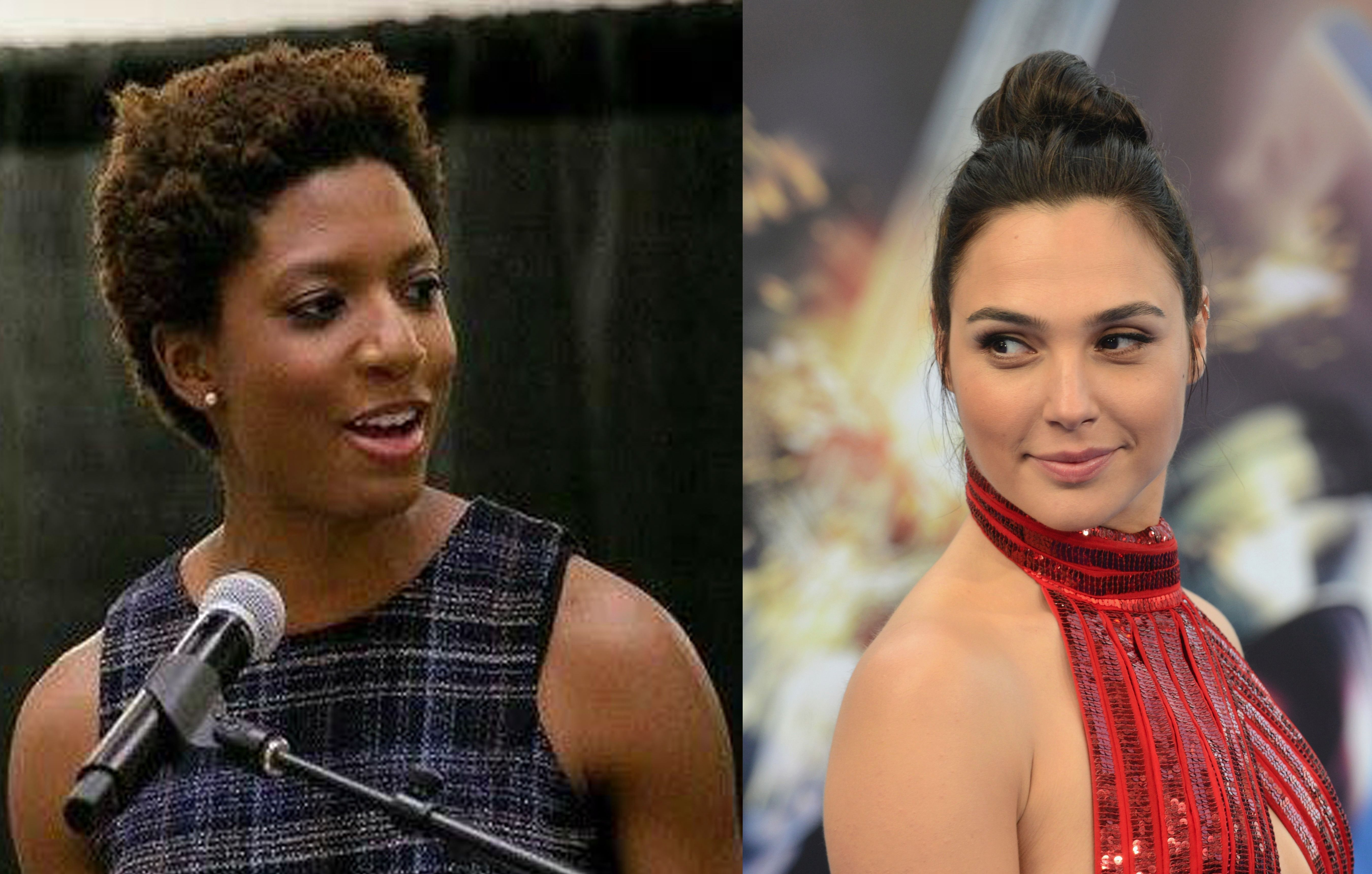 Wonder Woman Hurts People Of Color Thats Patronizing Stupidity