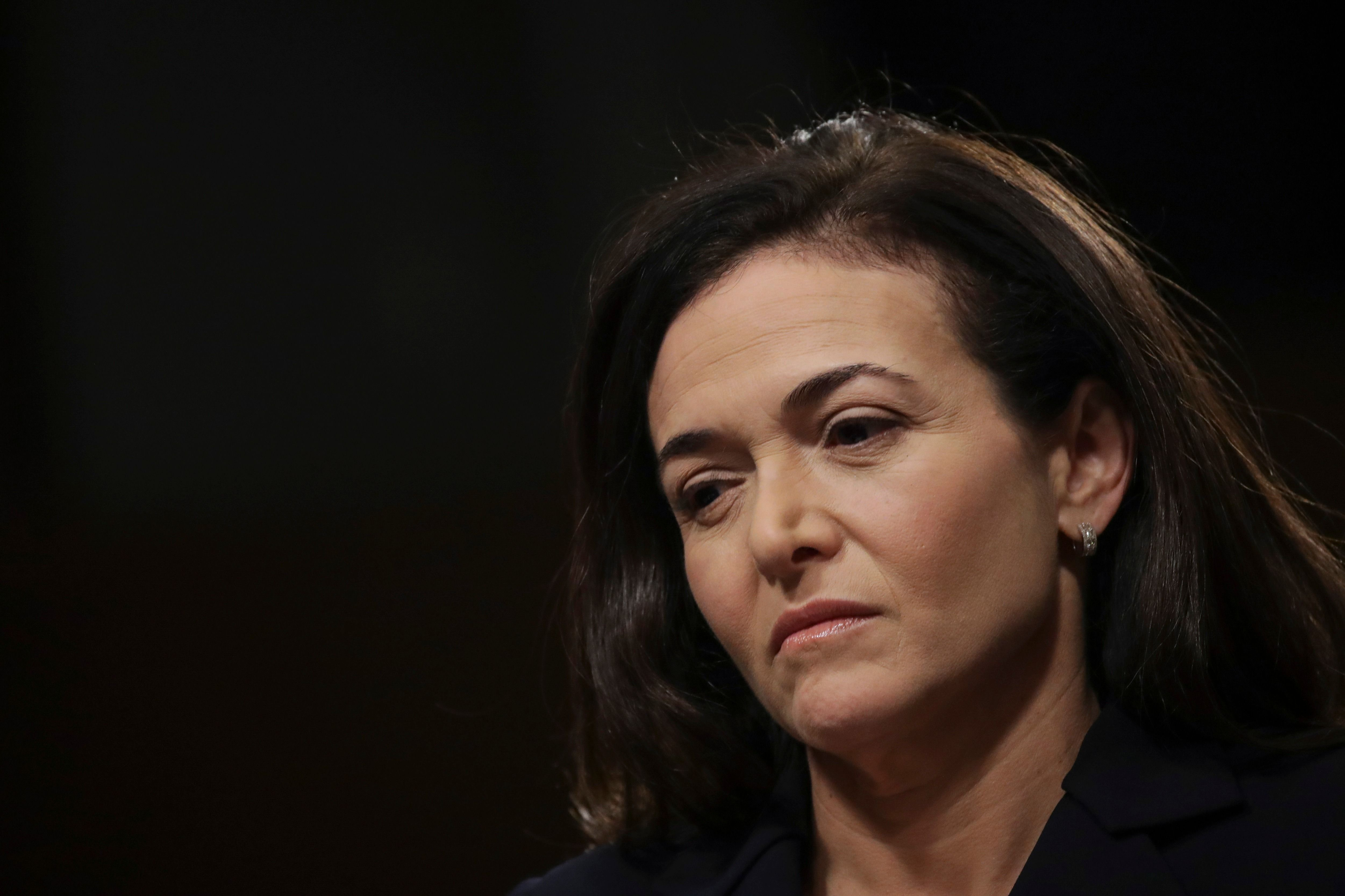 Sheryl Sandberg Was Always Evil. Your Privilege Made You Love Her.