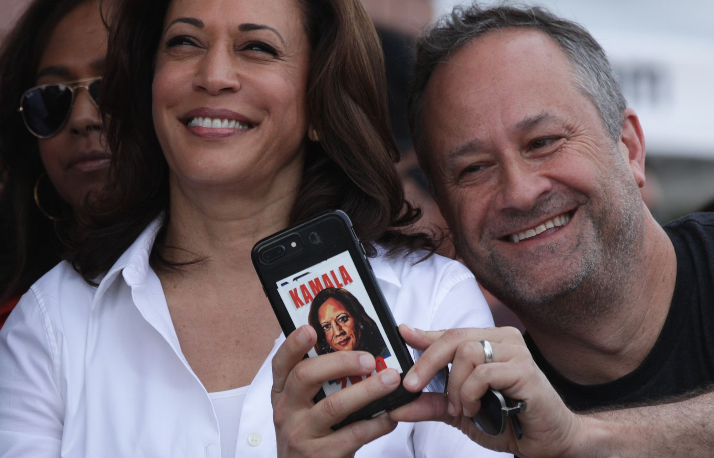 For Me Kamala Harris Is The Hope That America Will Love My Mixed Race Family The Forward
