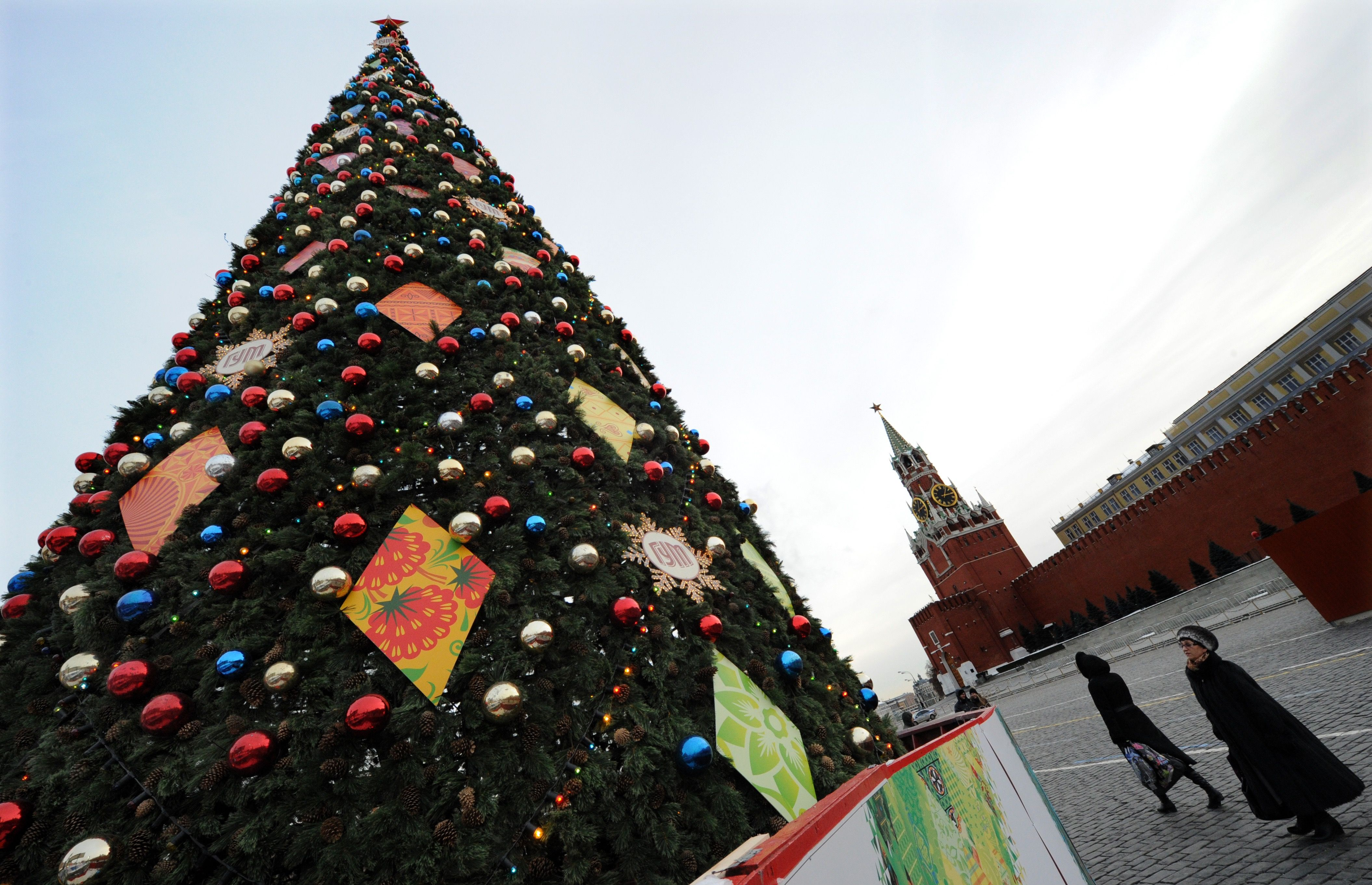 The Story of the Russian Jewish New Year\'s Tree – The Forward
