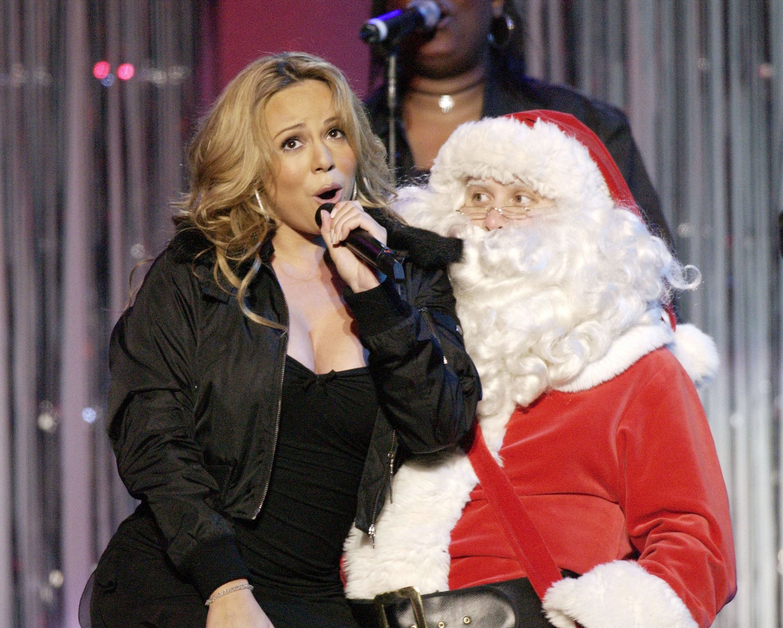 Mariah Carey Christmas Song.Dear Mariah Carey All I Want For Christmas Is A Non