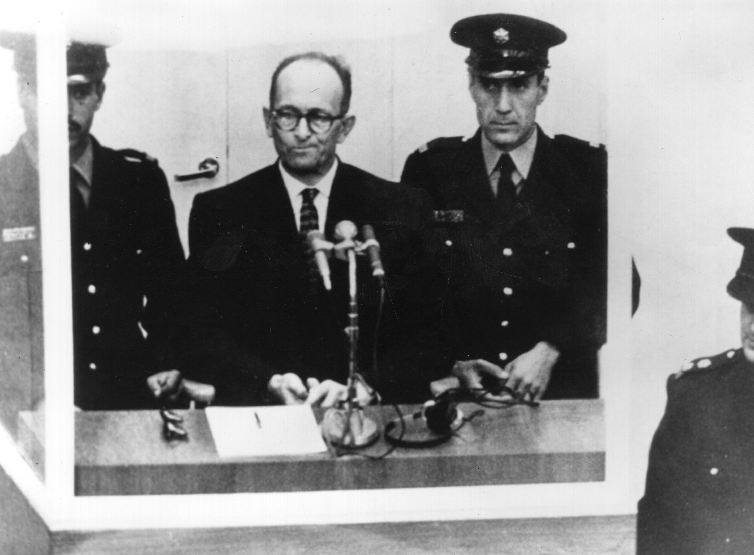 My Lower East Side Neighbor Caught Adolf Eichmann – The Forward