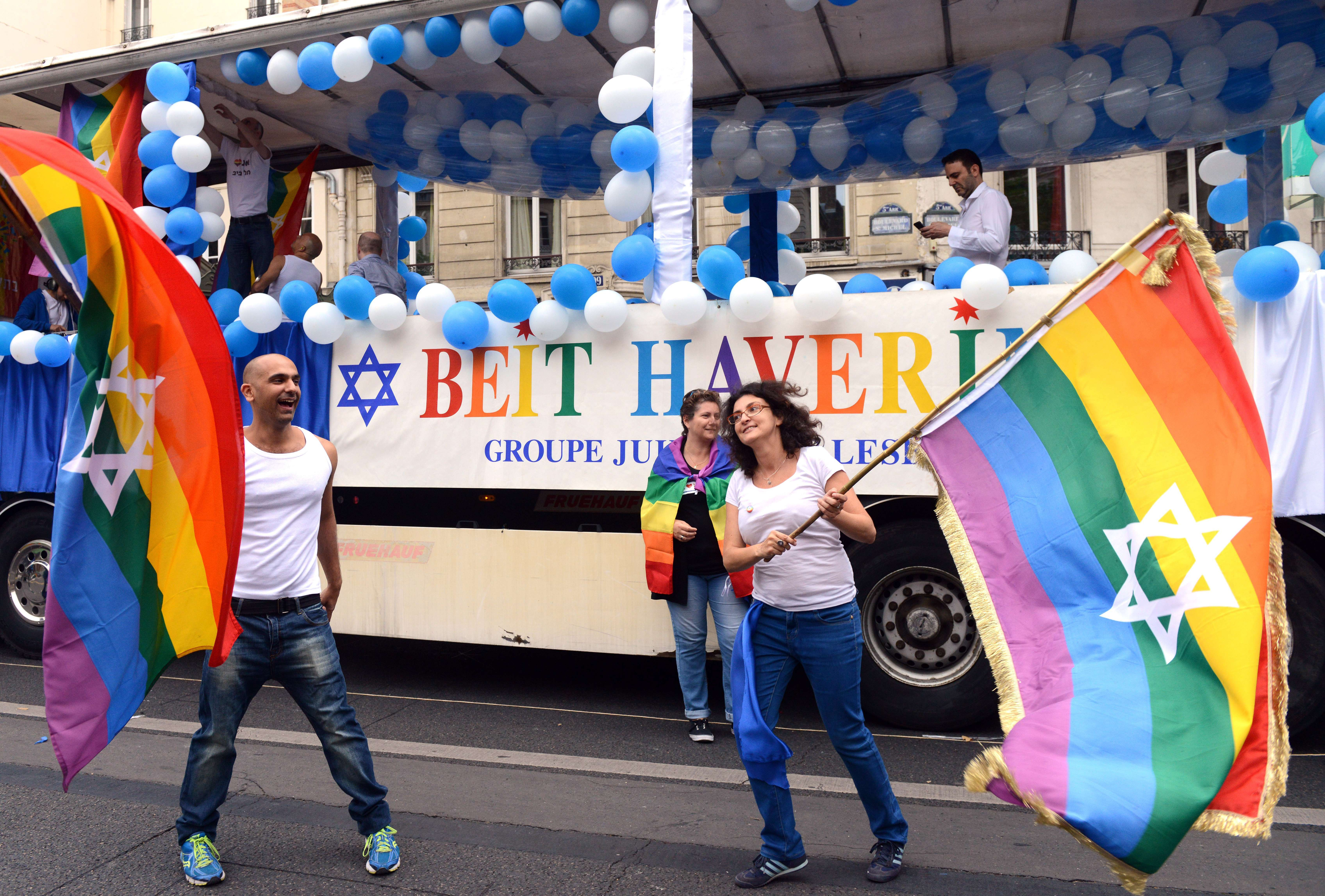Conservative judaism homosexual marriage