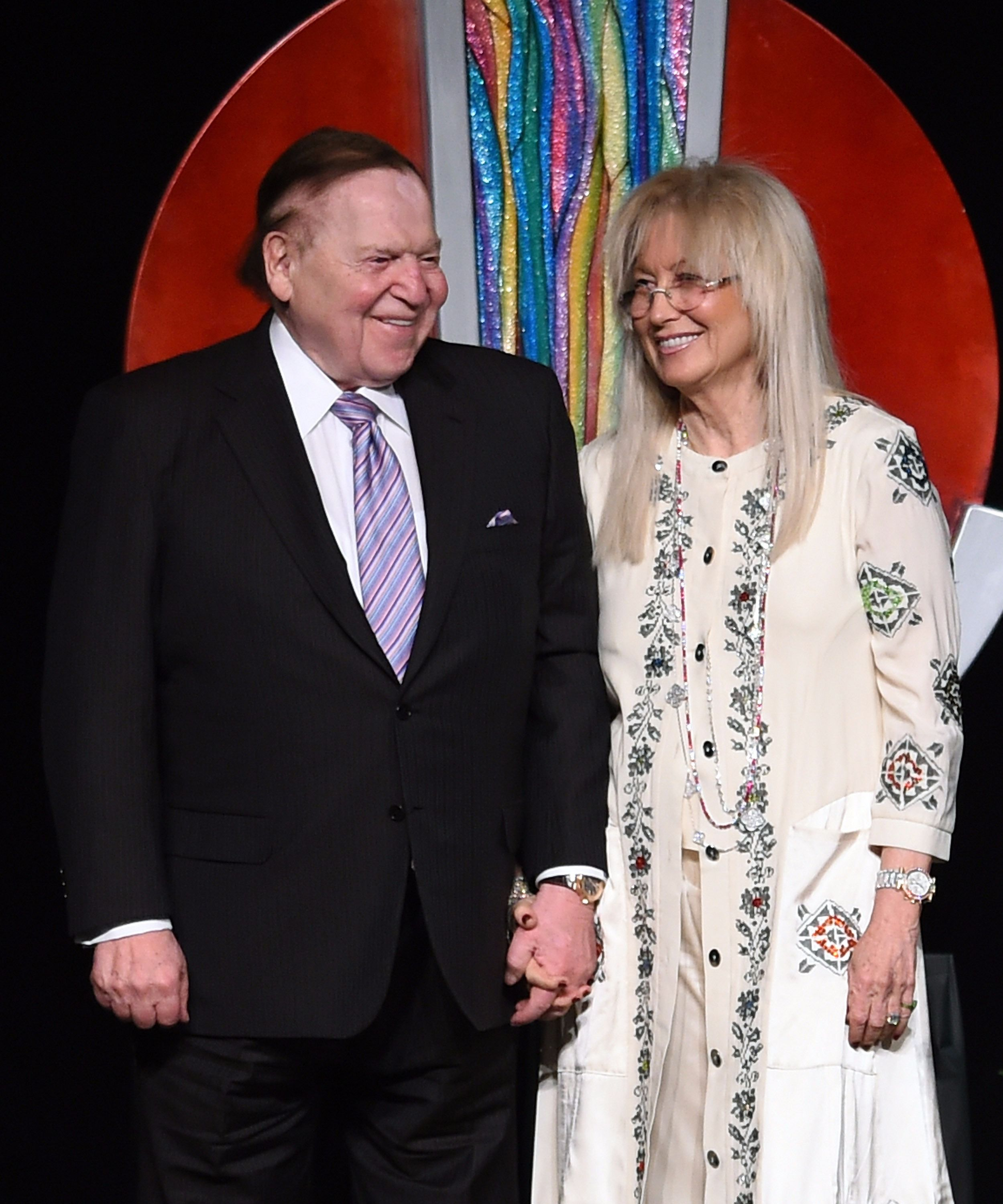7 Things Miriam Adelson Does — Besides Back Republicans – The Forward