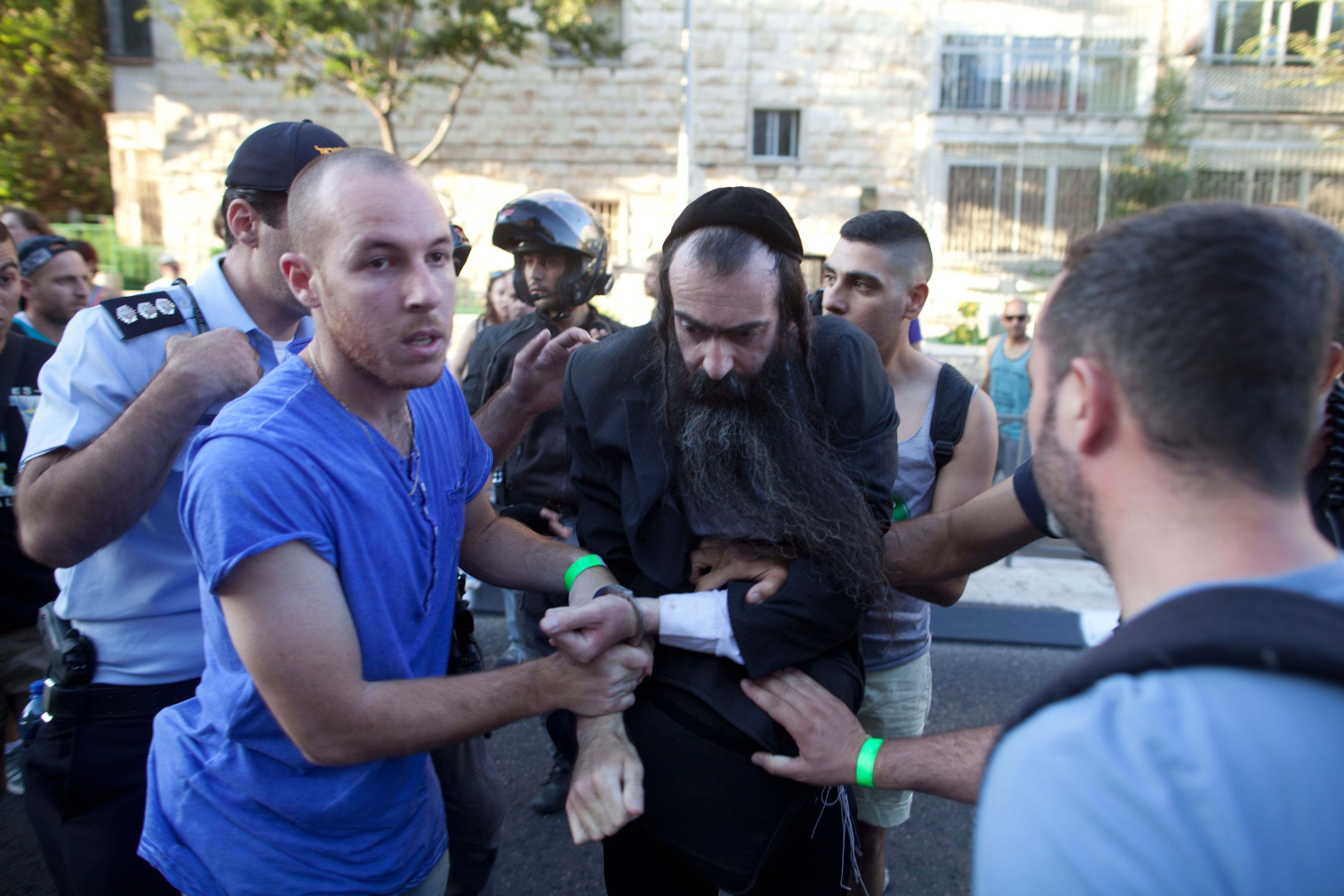 Homosexual orthodox jew