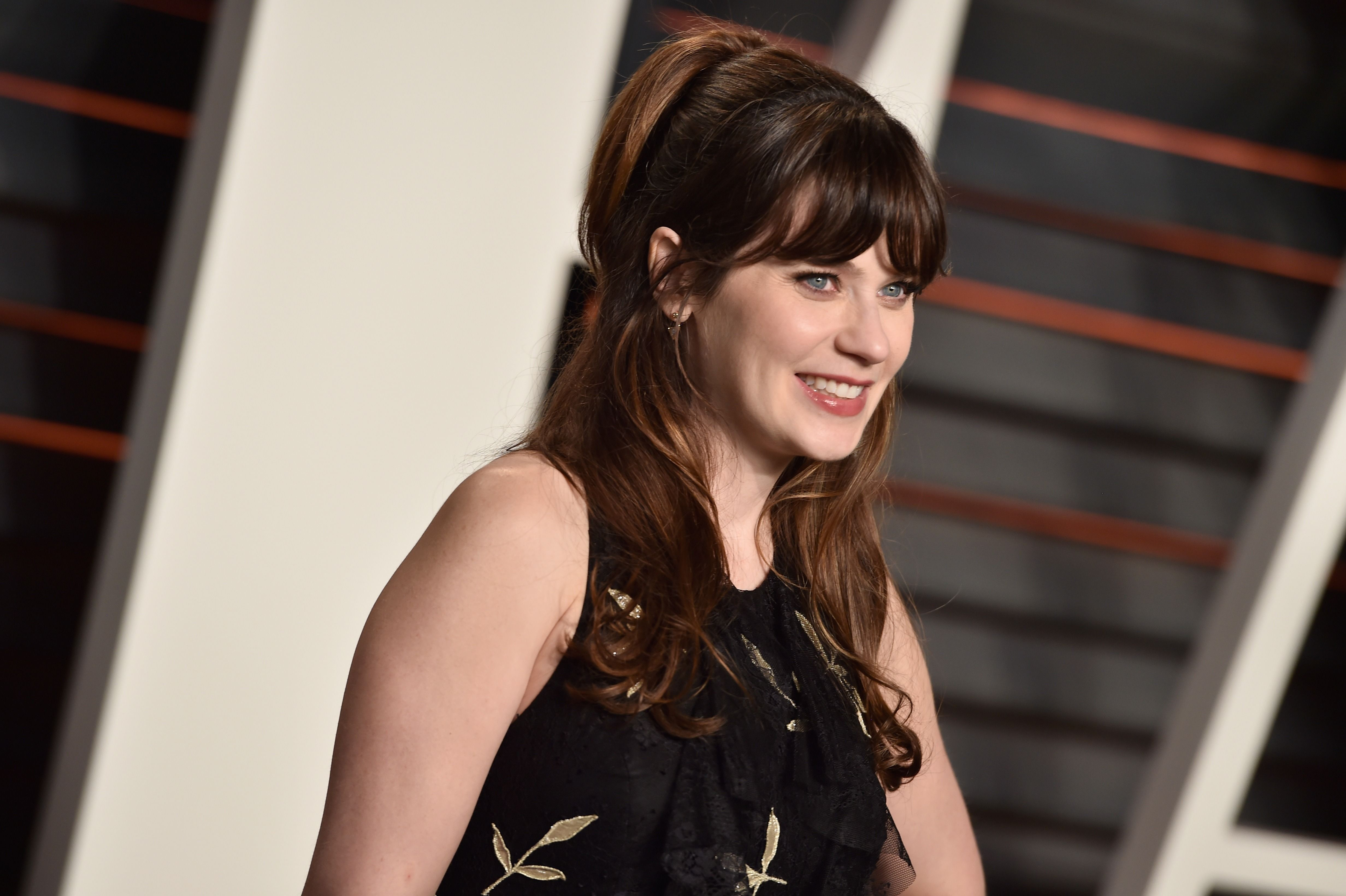 Zooey Deschanel will be Belle in \'Beauty and the Beast\' – The Forward