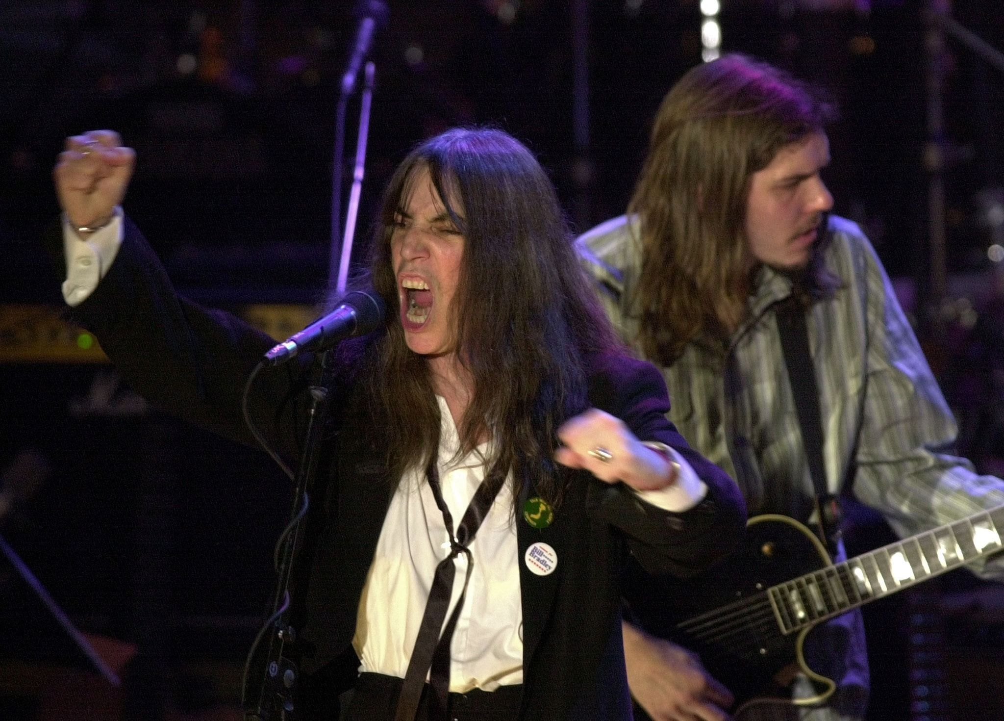 The Secret Jewish History Of Patti Smith The Forward