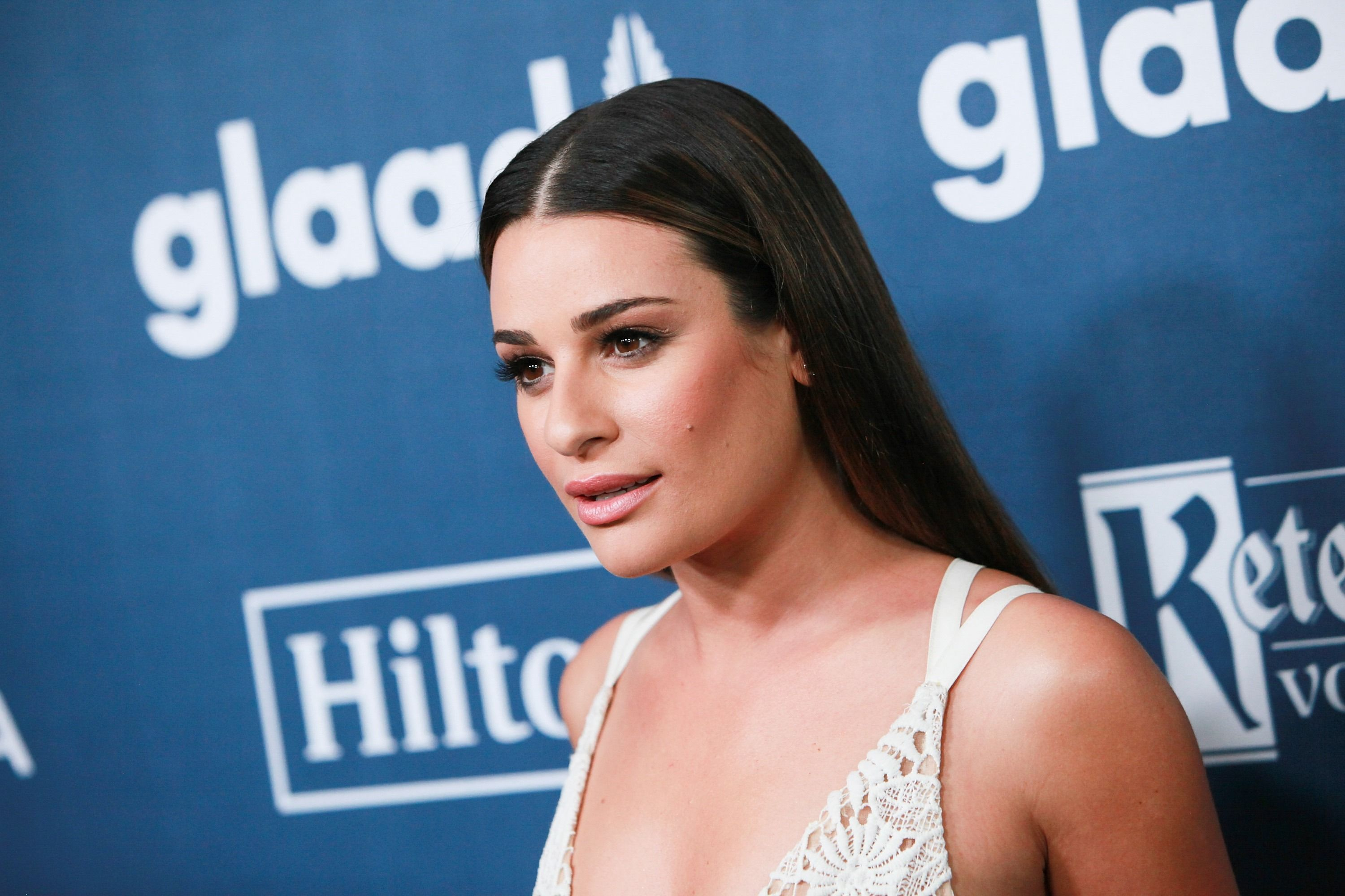 Exclusive: Lea Michele on Pizza, Beauty Bargains, and Her Biggest Hair Regret
