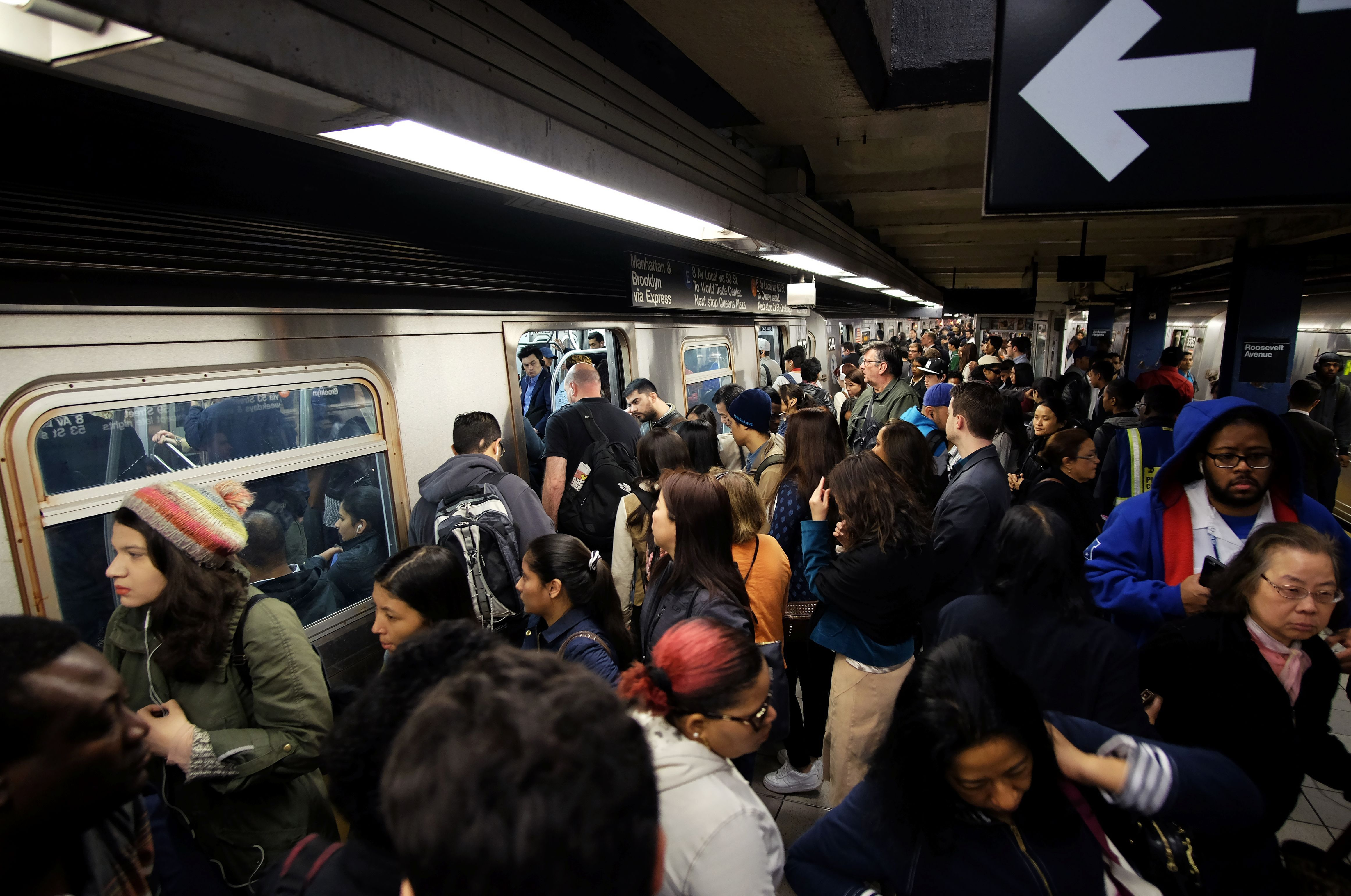 L Train Subway Shutdown Threatens Livelihood of Brooklyn