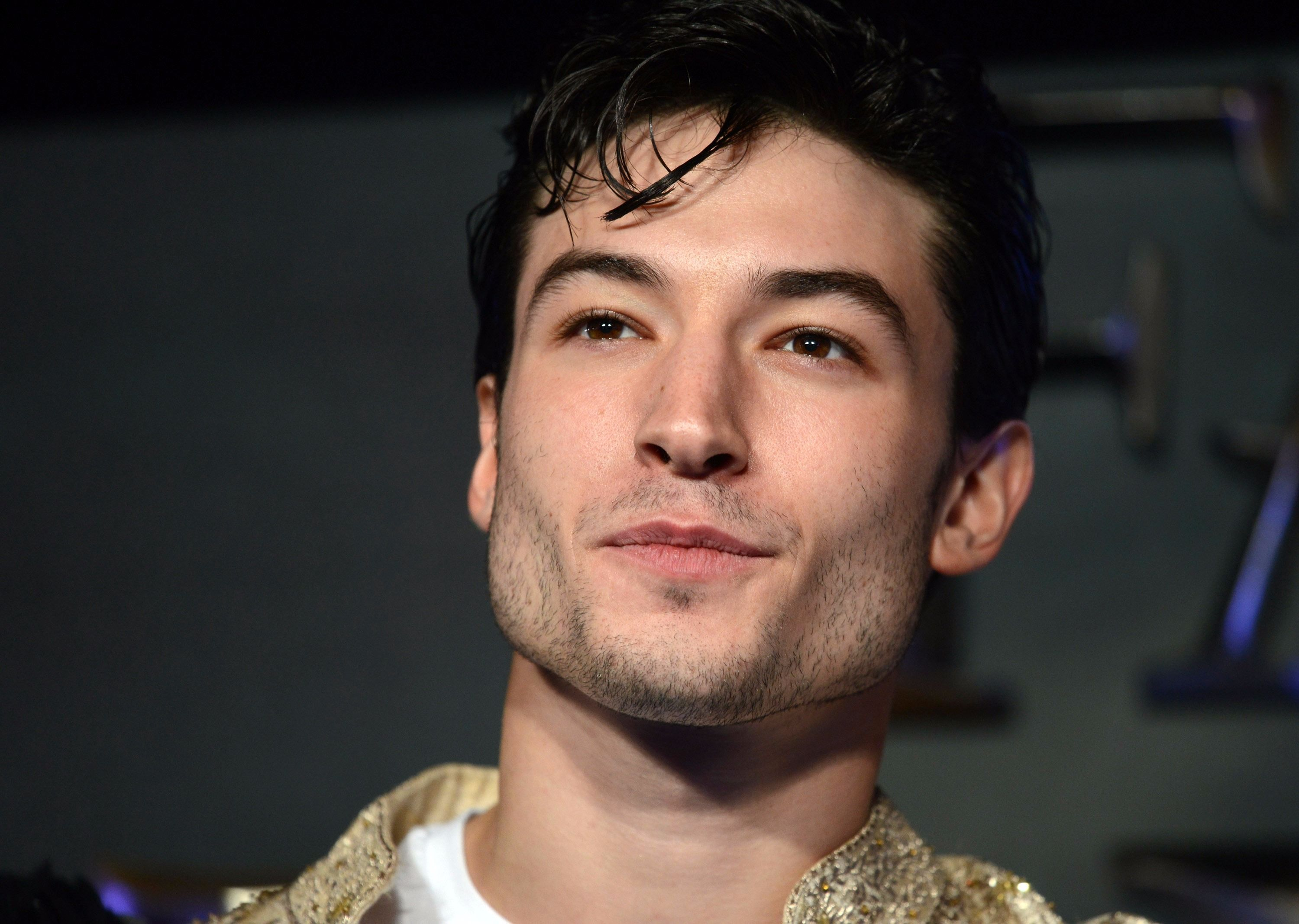 Justice Leagues Ezra Miller Criticized For Coming Out The Forward